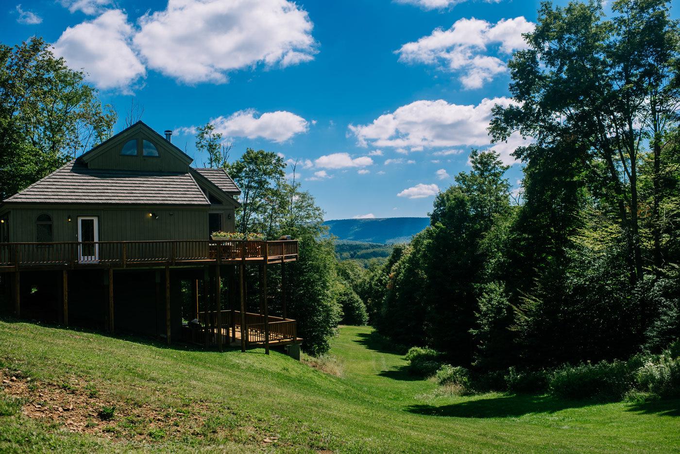 black bear resort canaan valley wedding