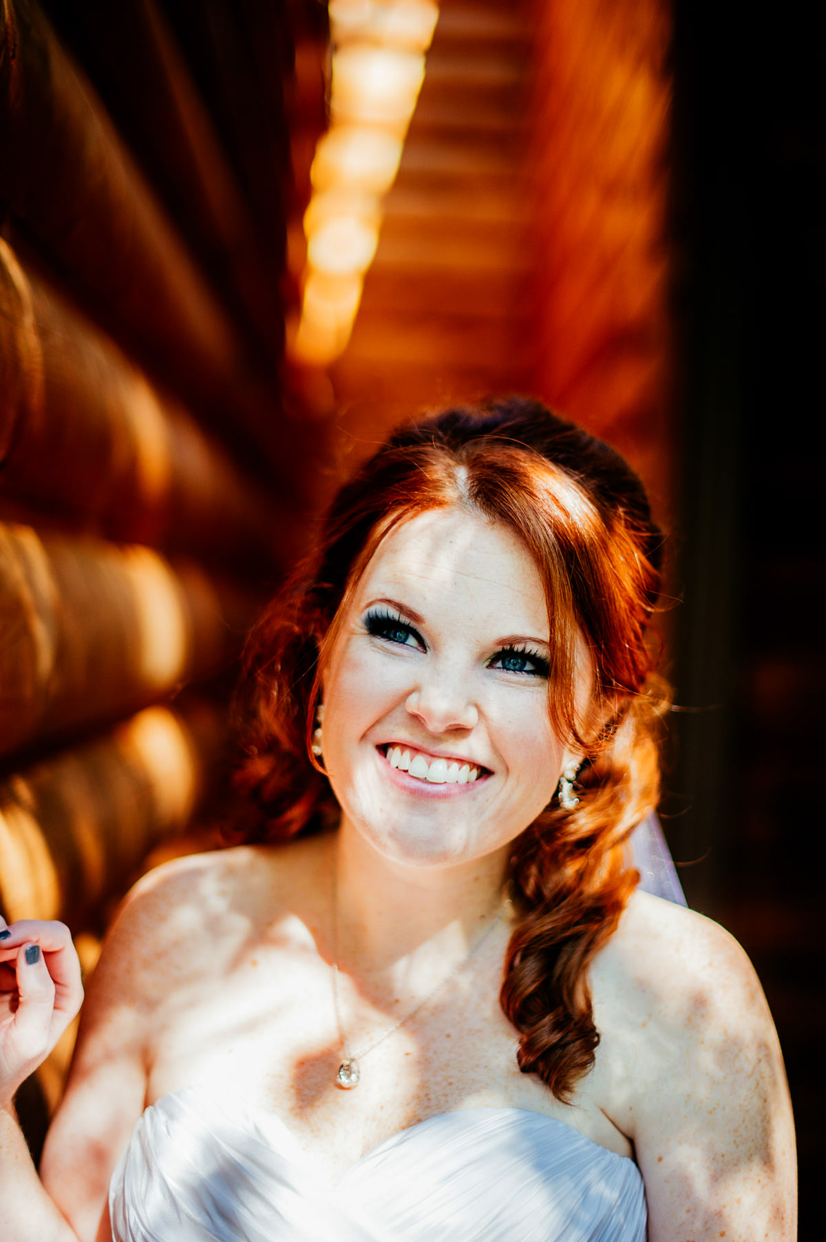 redheadbride portrait fayetteville west virginia by the oberports
