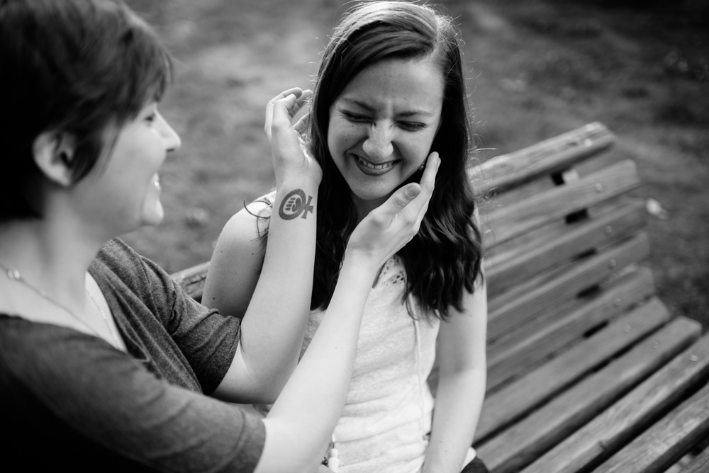 gay engagement photos by west virginia photographers the oberports