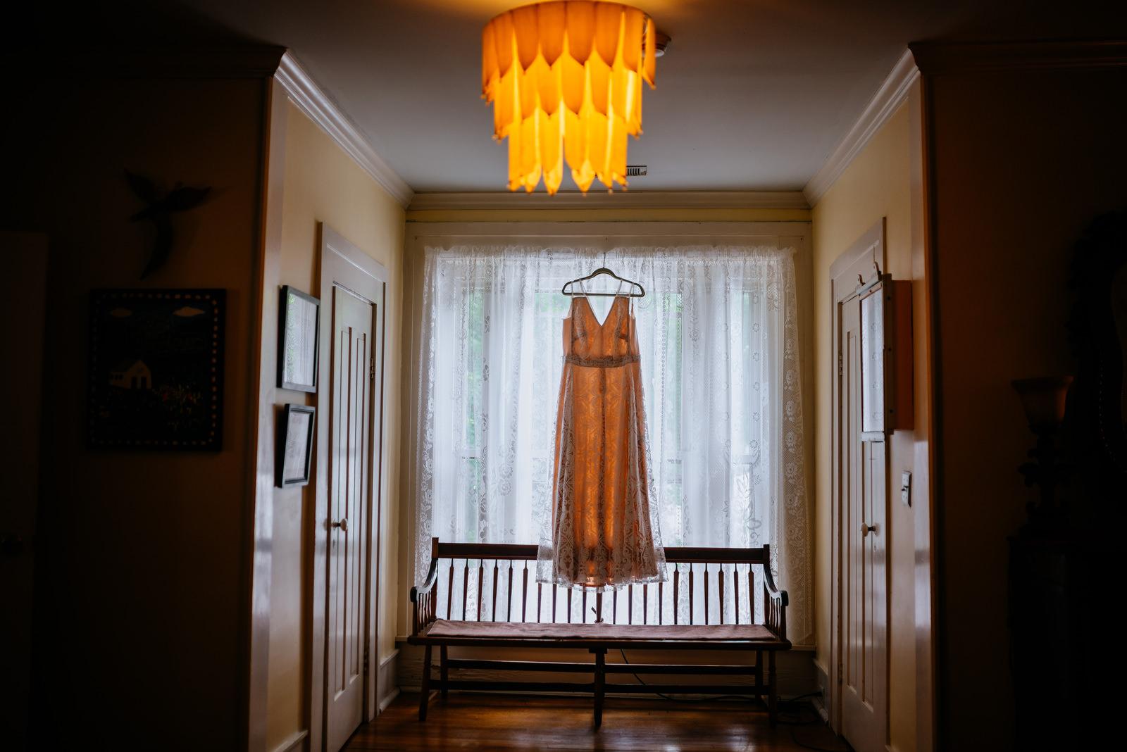 wedding dress holly hill inn wedding lexington ky