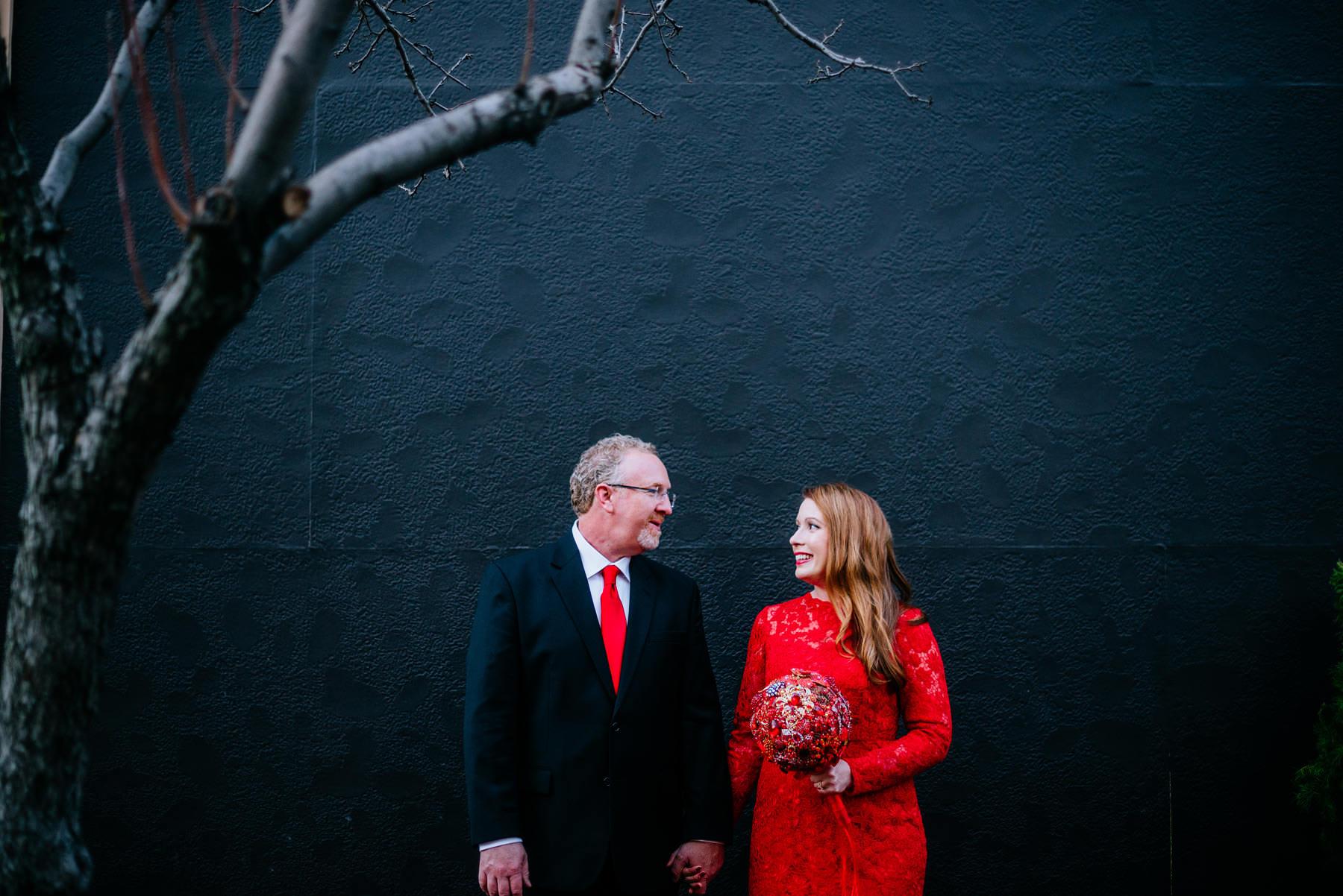 downtown charleston wv wedding portraits