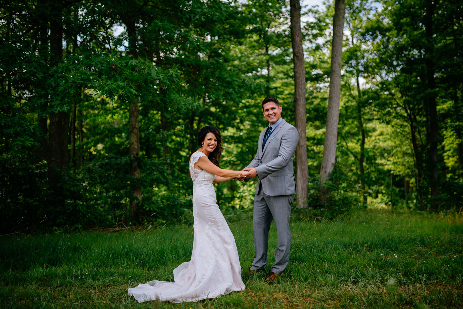 first look gaines estate fayetteville wv wedding