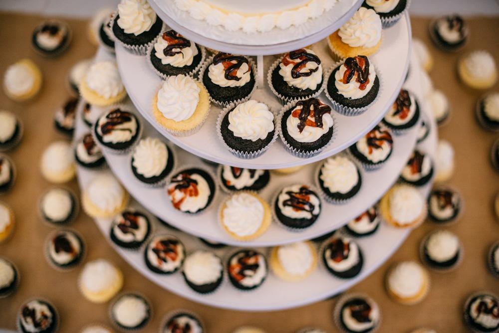 charleston wv wedding cupcakes