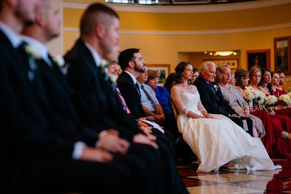 university of charleston wedding ceremony