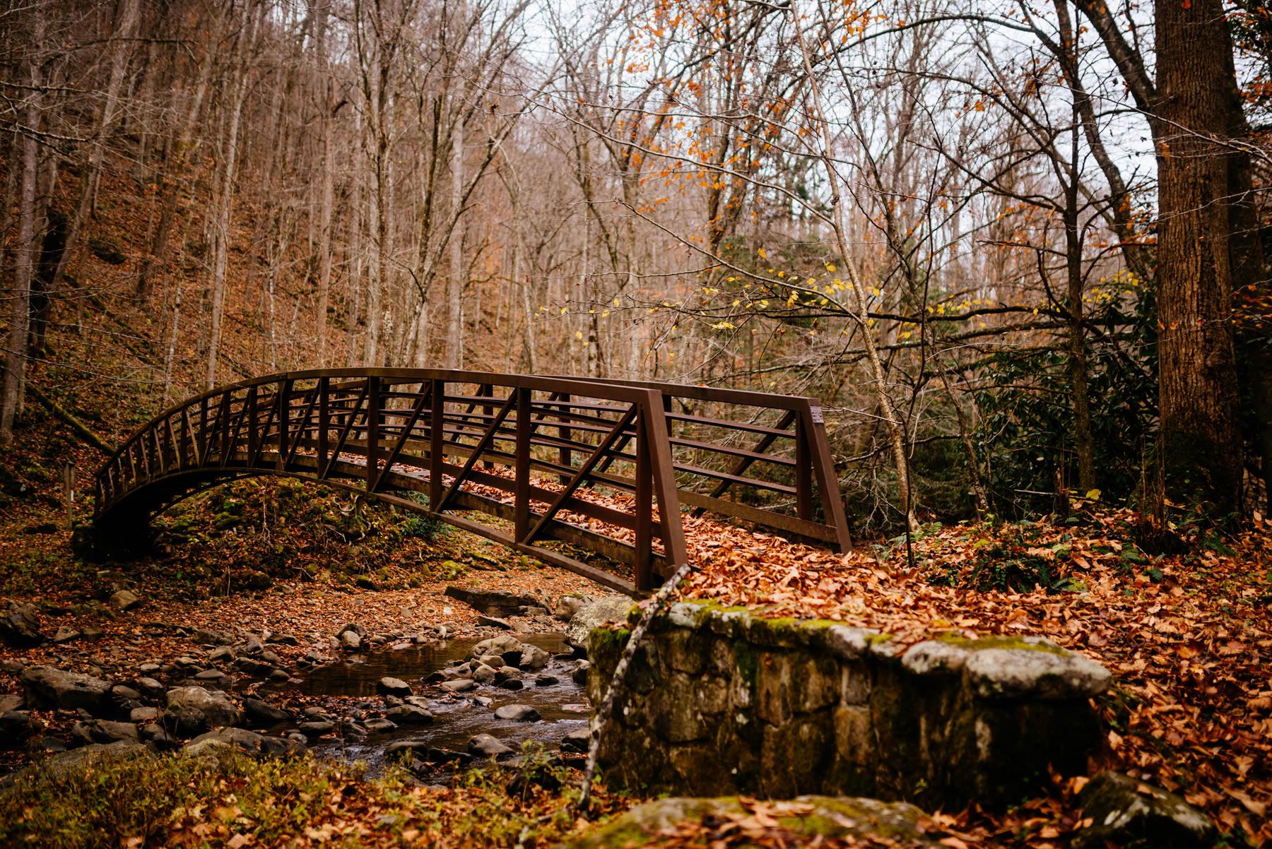 bridge in glade springs west virginia