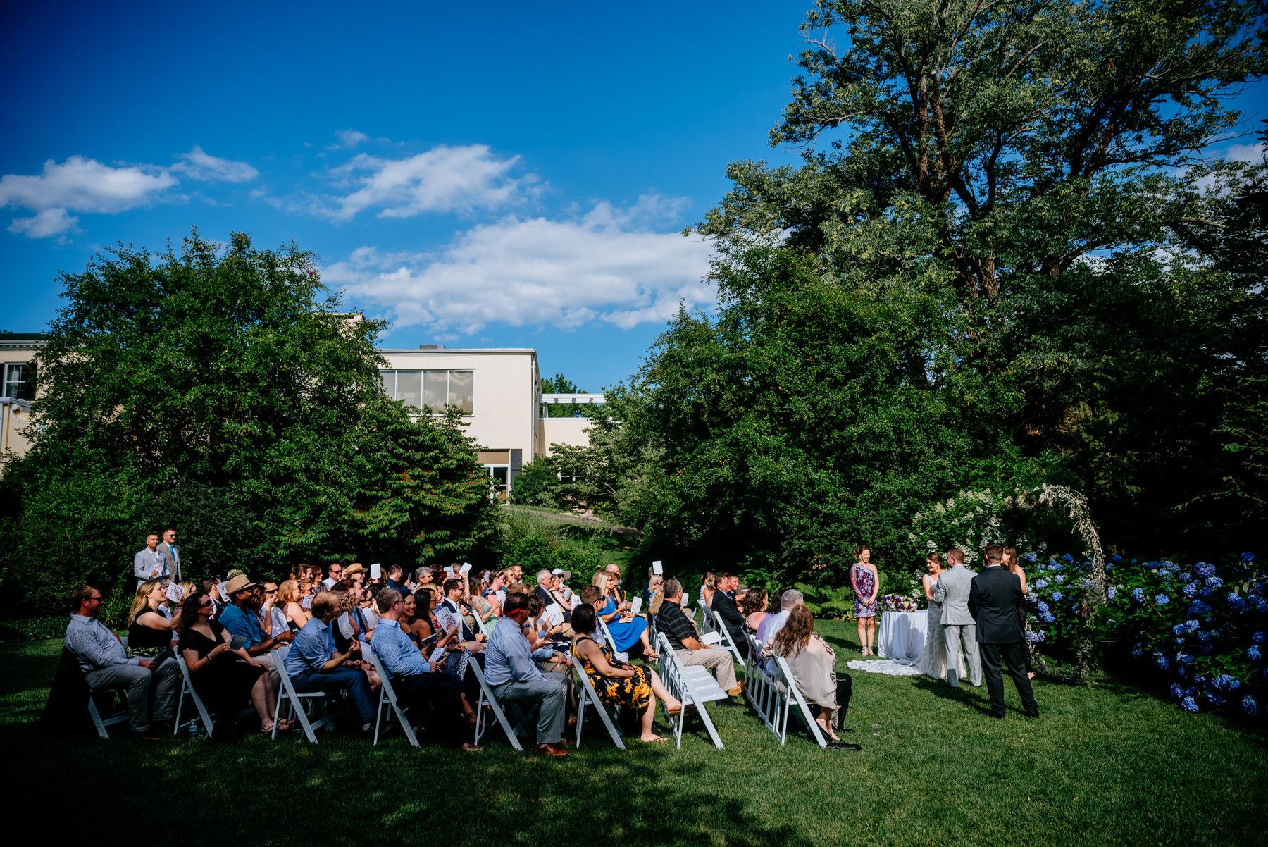 airlie wedding ceremony warrenton va
