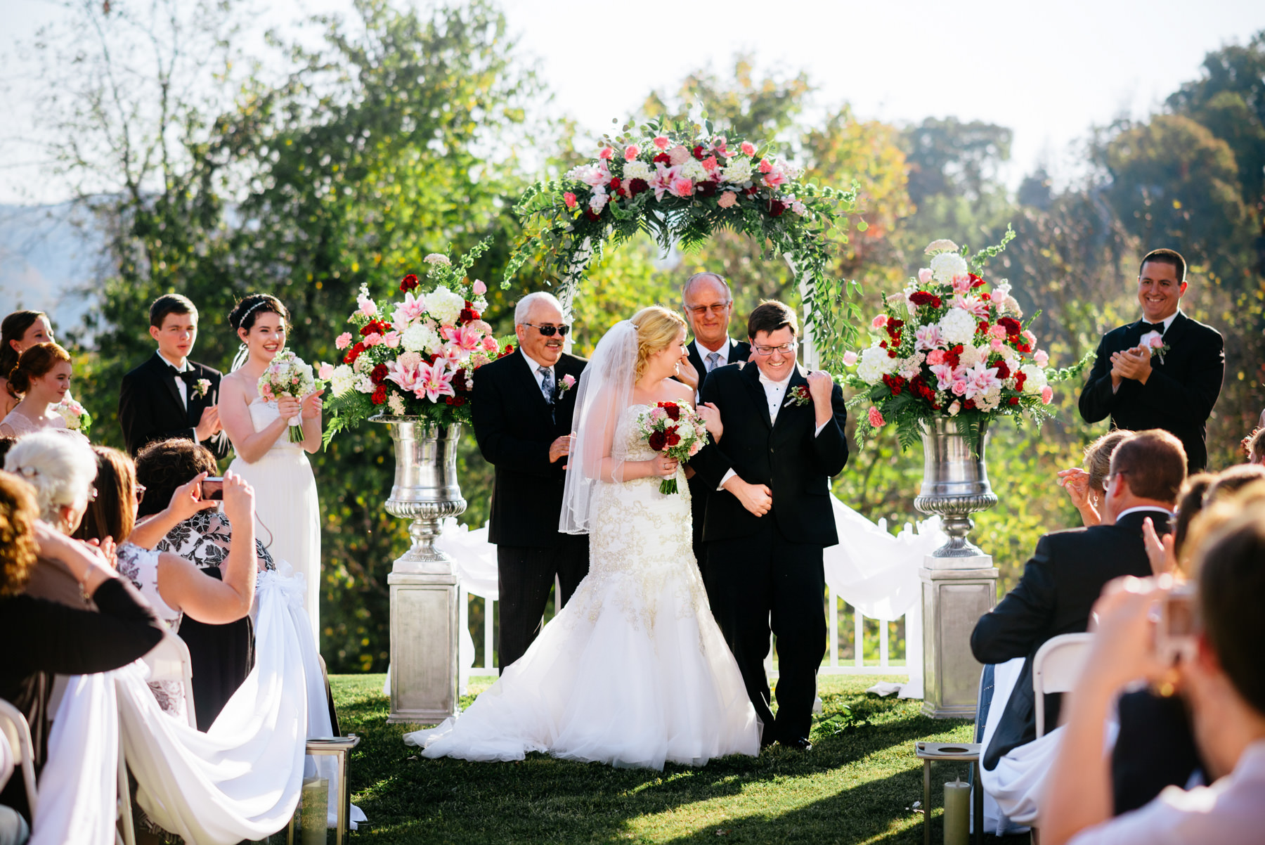 edgewood country club wv wedding