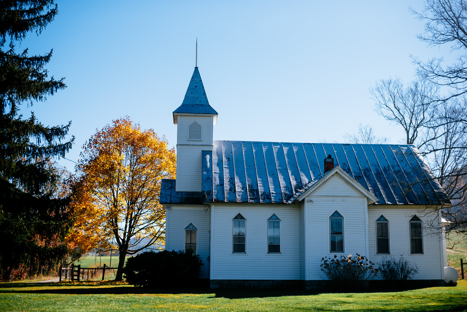 small chapel wv farm wedding
