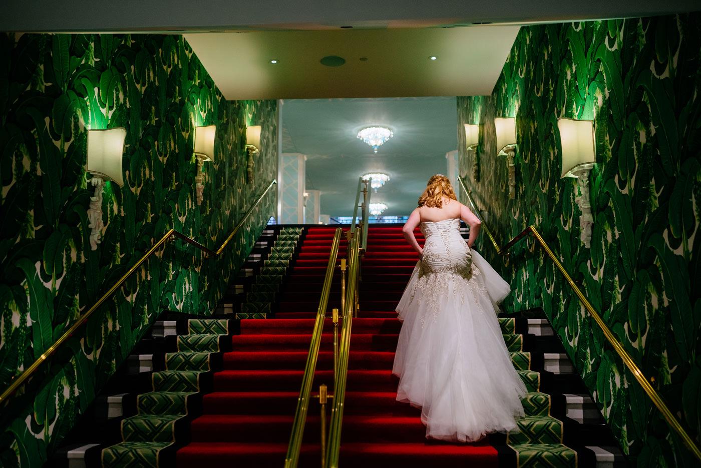 dorothy draper carlton varney greenbrier bridal photos