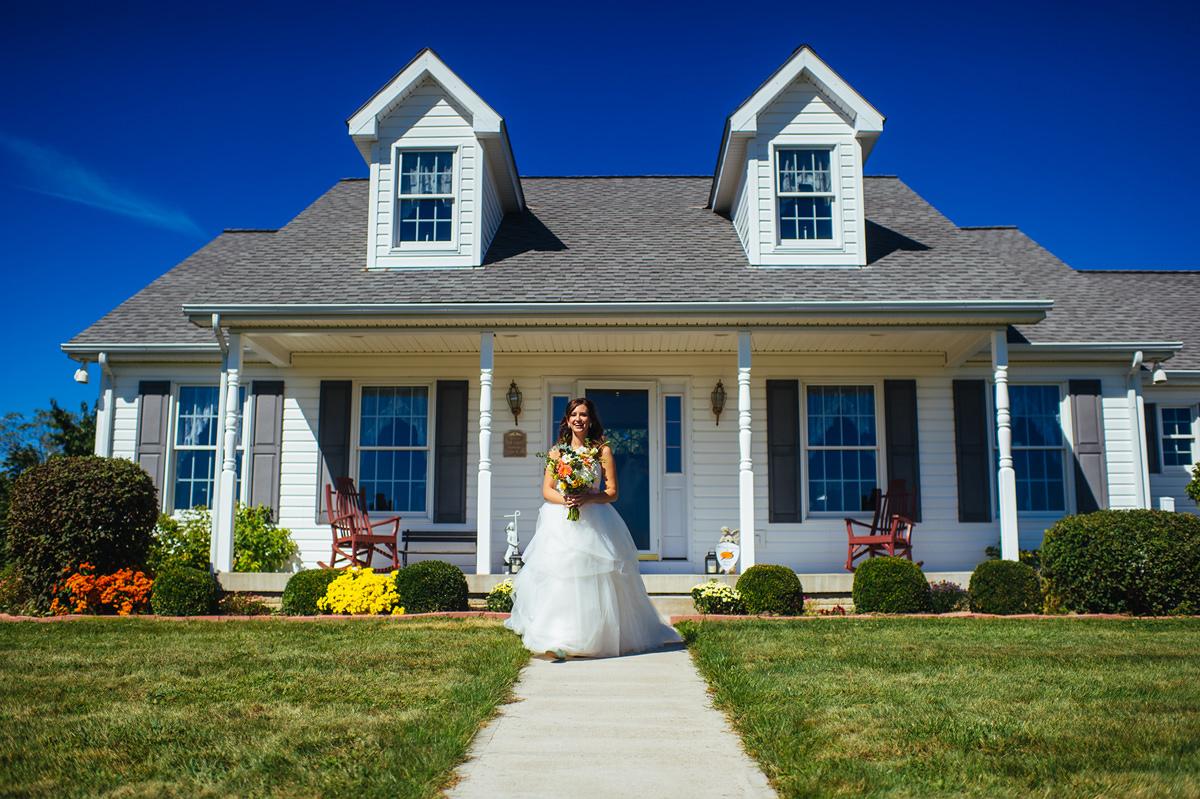backyard wedding ceremonies ohio