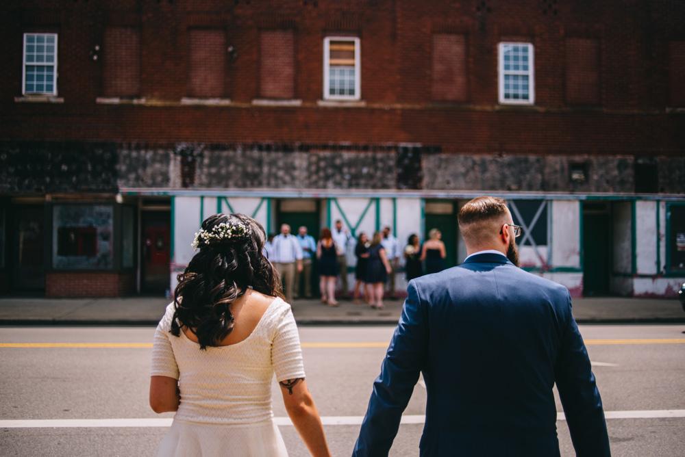 charleston west virginia wedding photos
