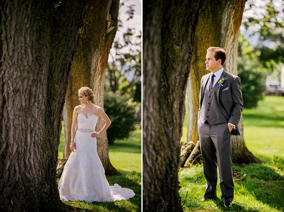 bride and groom wedding portraits by pittsburgh wedding photographers the oberports