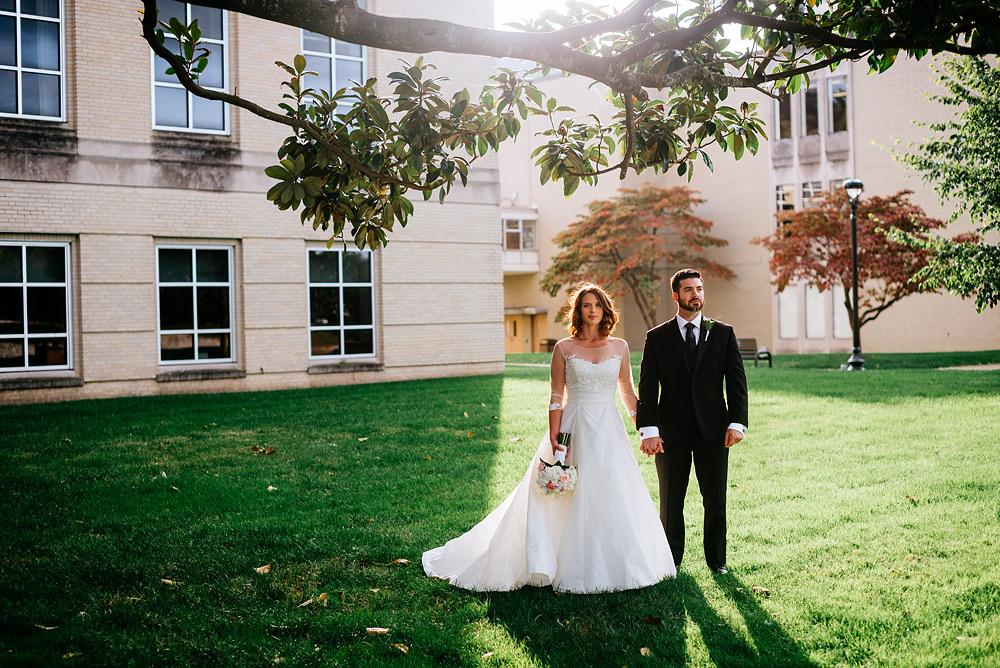 sunny weather university of charleston wedding