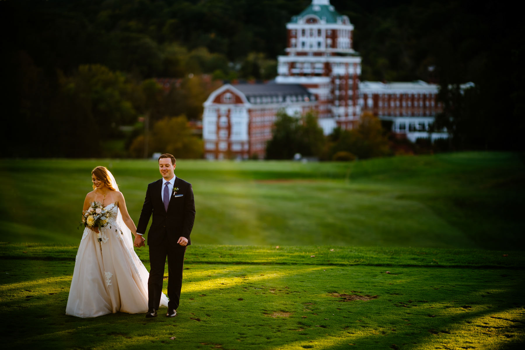 omni homestead resort wedding