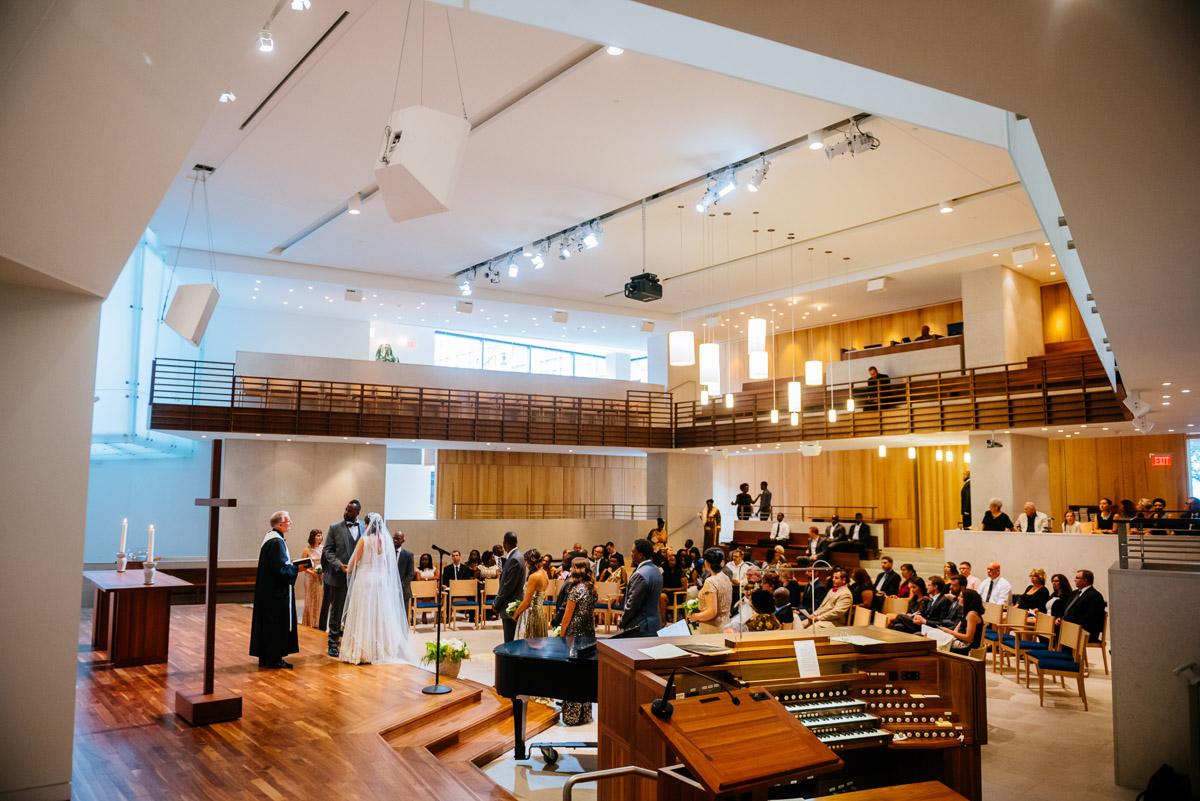 washington dc church wedding ceremony