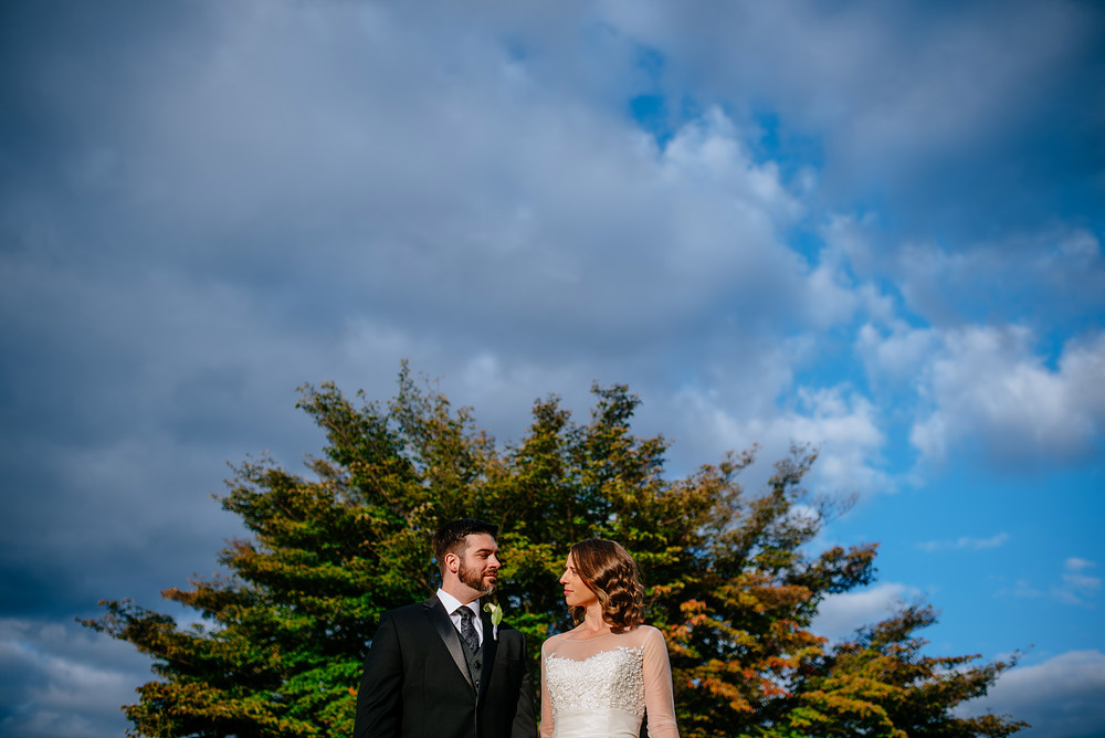 west virginia bride and groom pictures