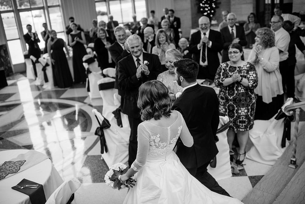 wedding reception university of charleston wv