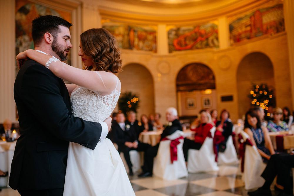 first dance uc wedding university of charleston