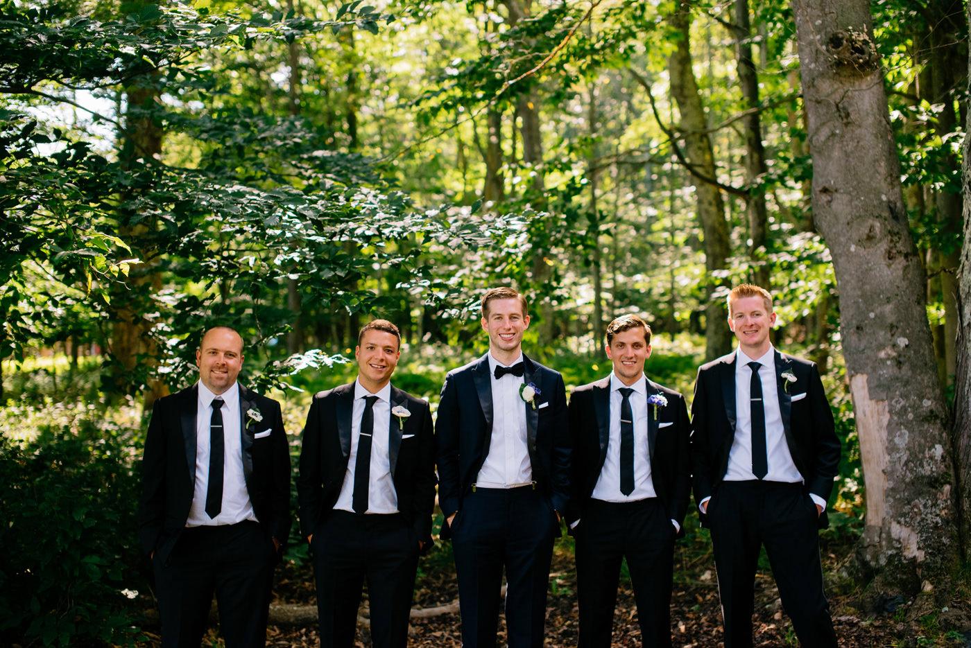 wv groomsmen canaan valley timberline wedding photos