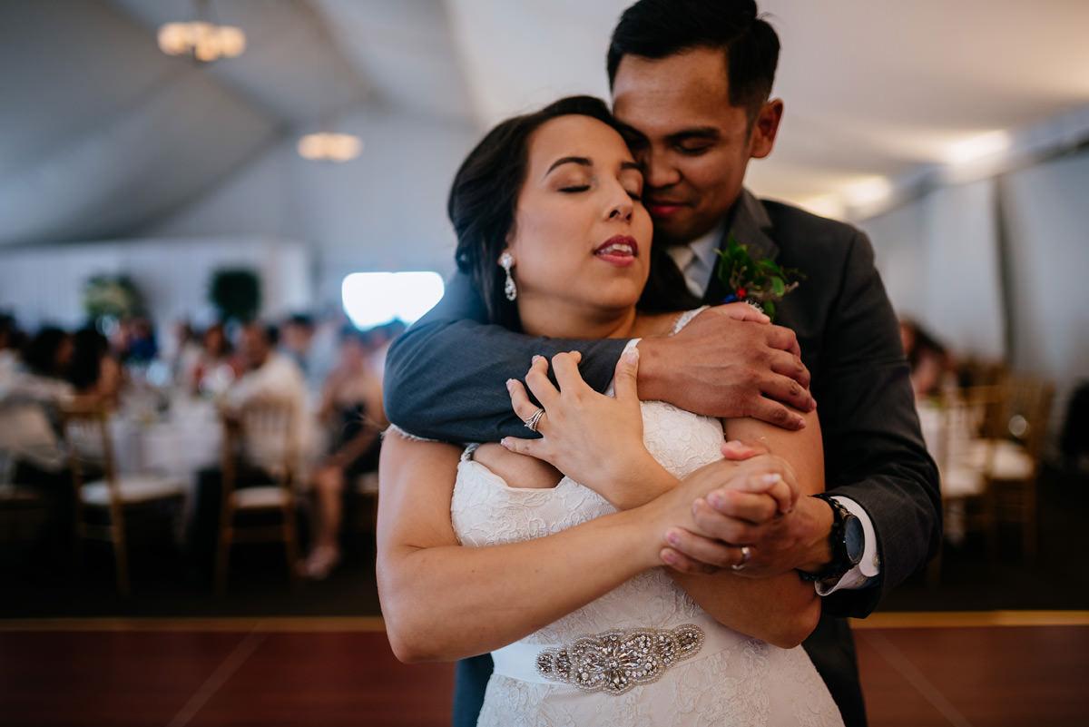 first dance wedding reception marriott pavilion wv