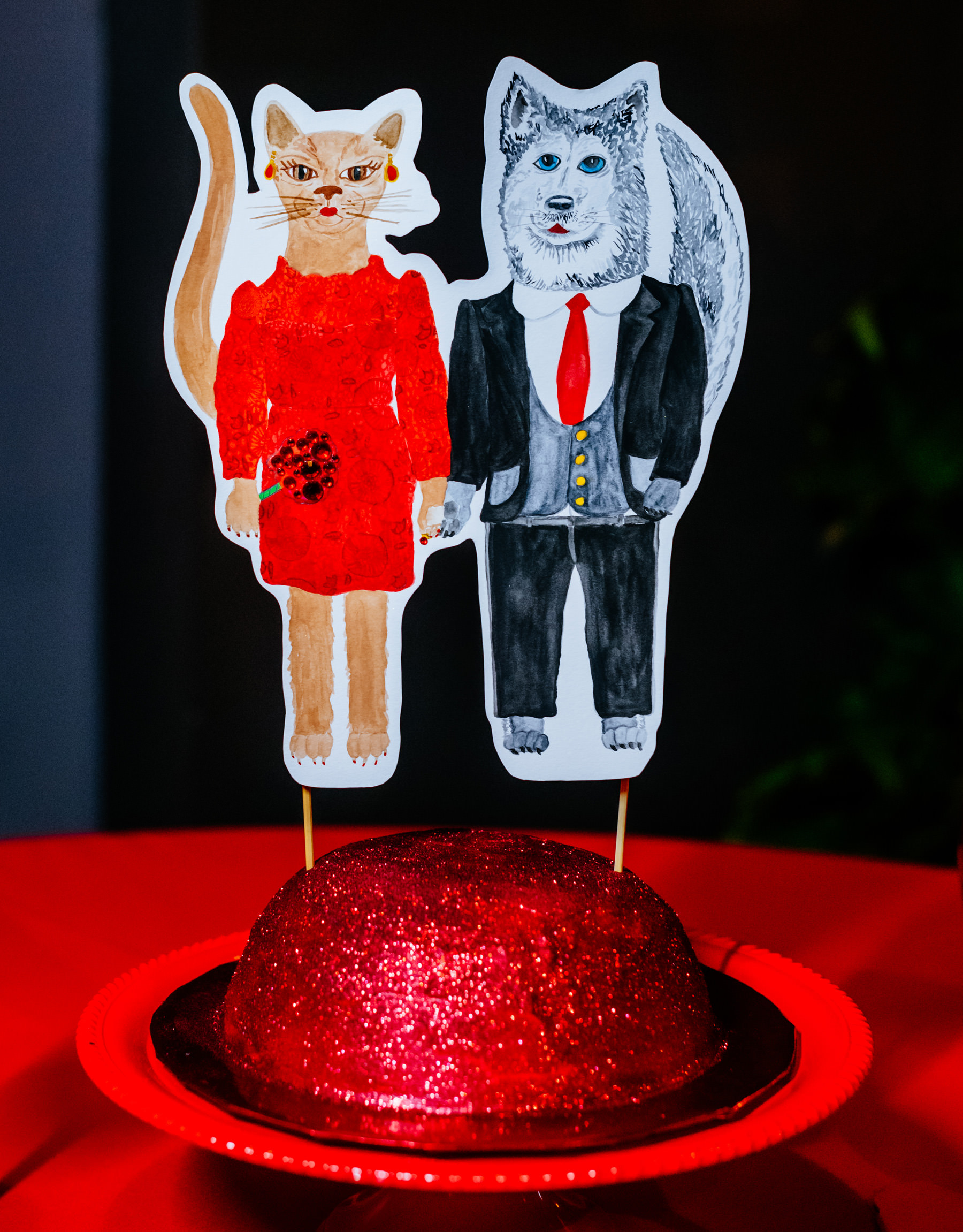 still maybe studios cake toppers by staci leech cornell