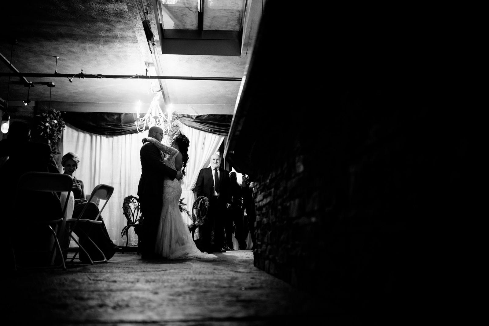 first dance rocktop bar chestnut hotel morgantown wv wedding