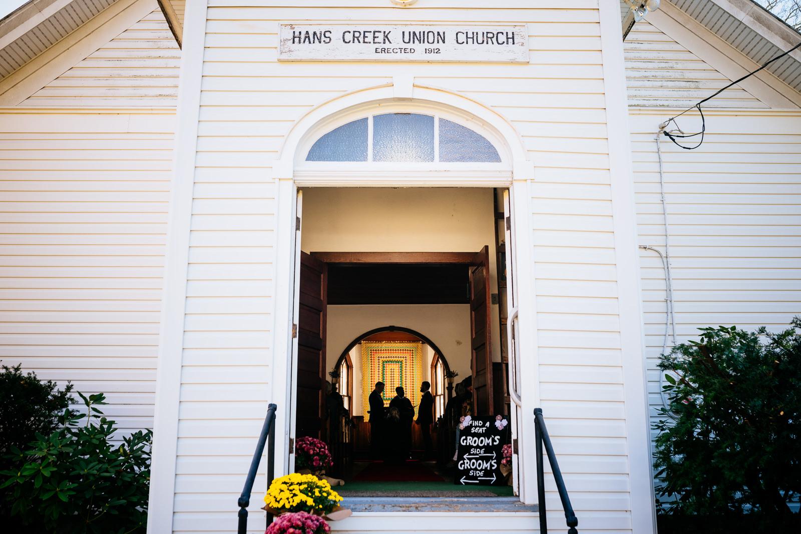 small chapel gay wv farm wedding