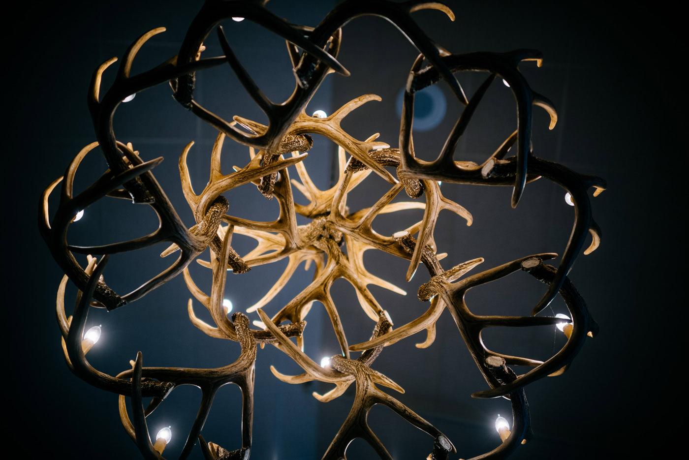 canaan valley resort state park bear paw lodge antler chandelier