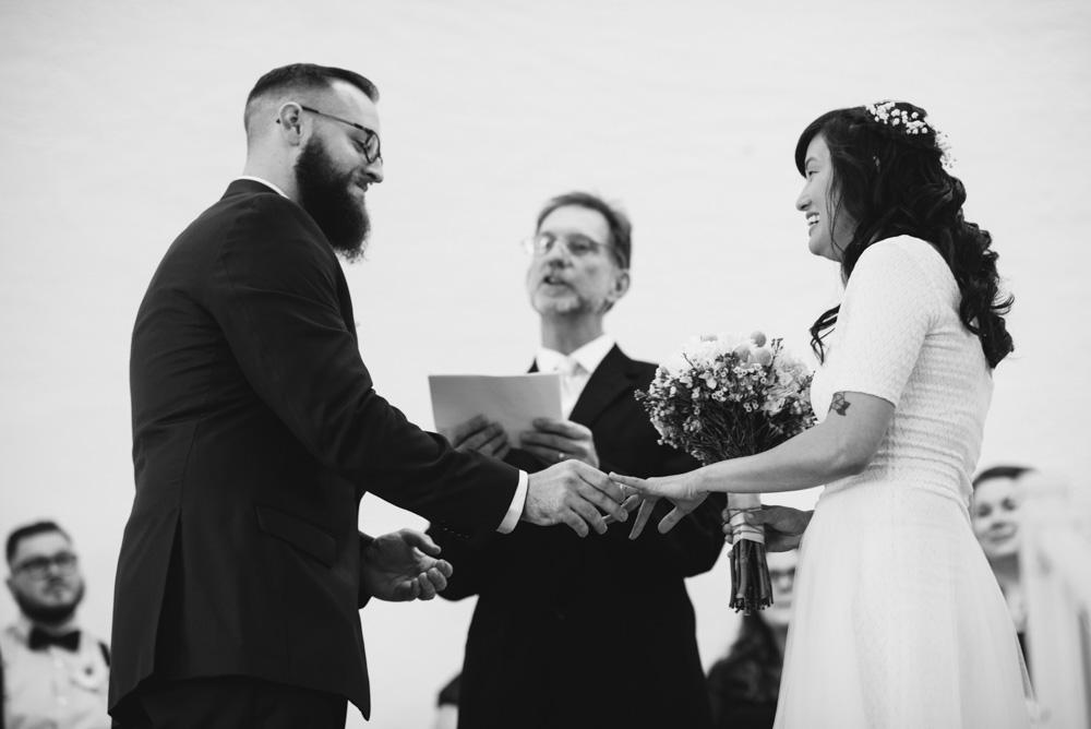 womans club charleston wv wedding ceremony