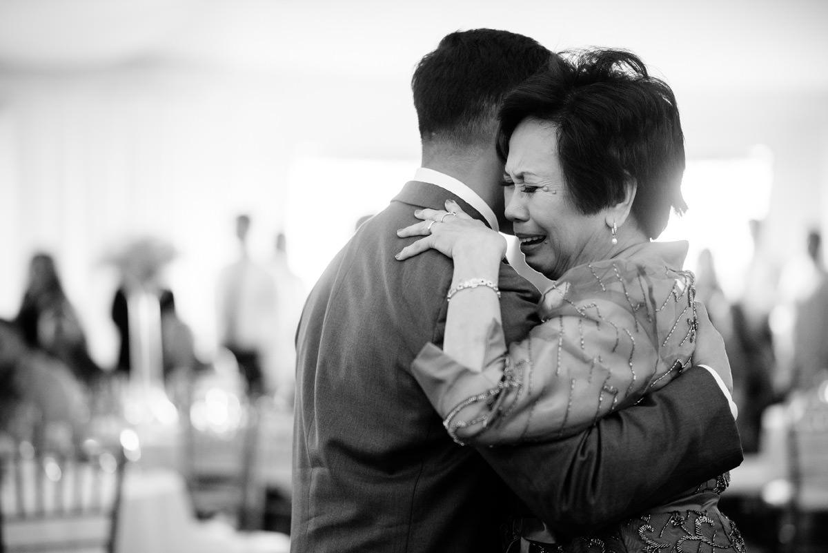 mother son dance at marriott pavilion wv wedding