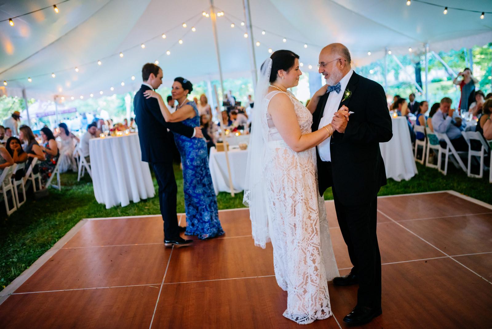 parent dances lexington wedding