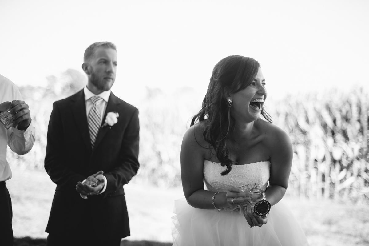 backyard wedding raffle game