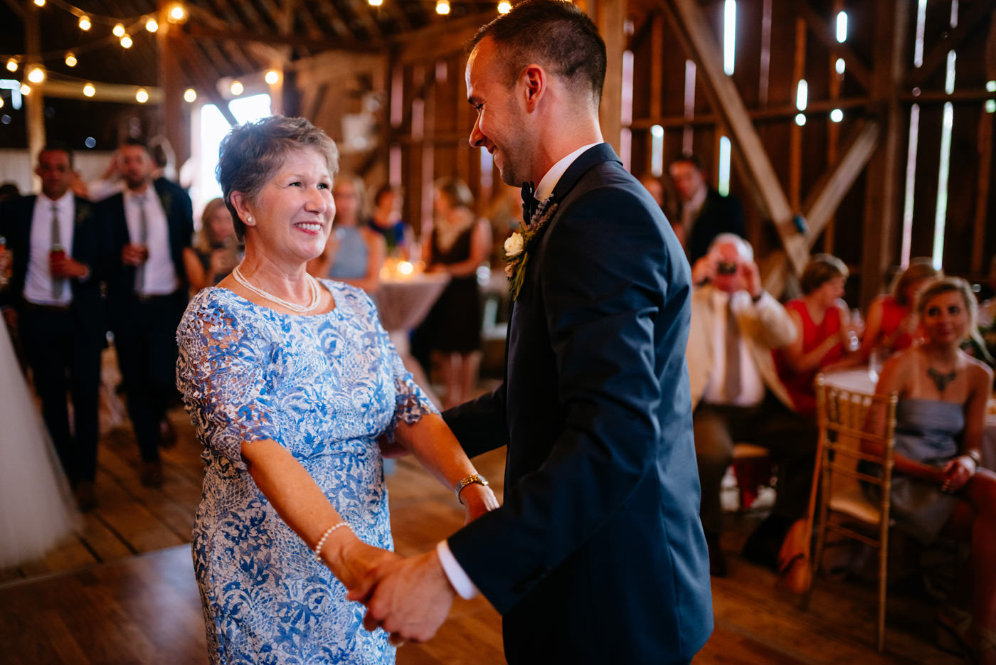 mother son dance wv wedding