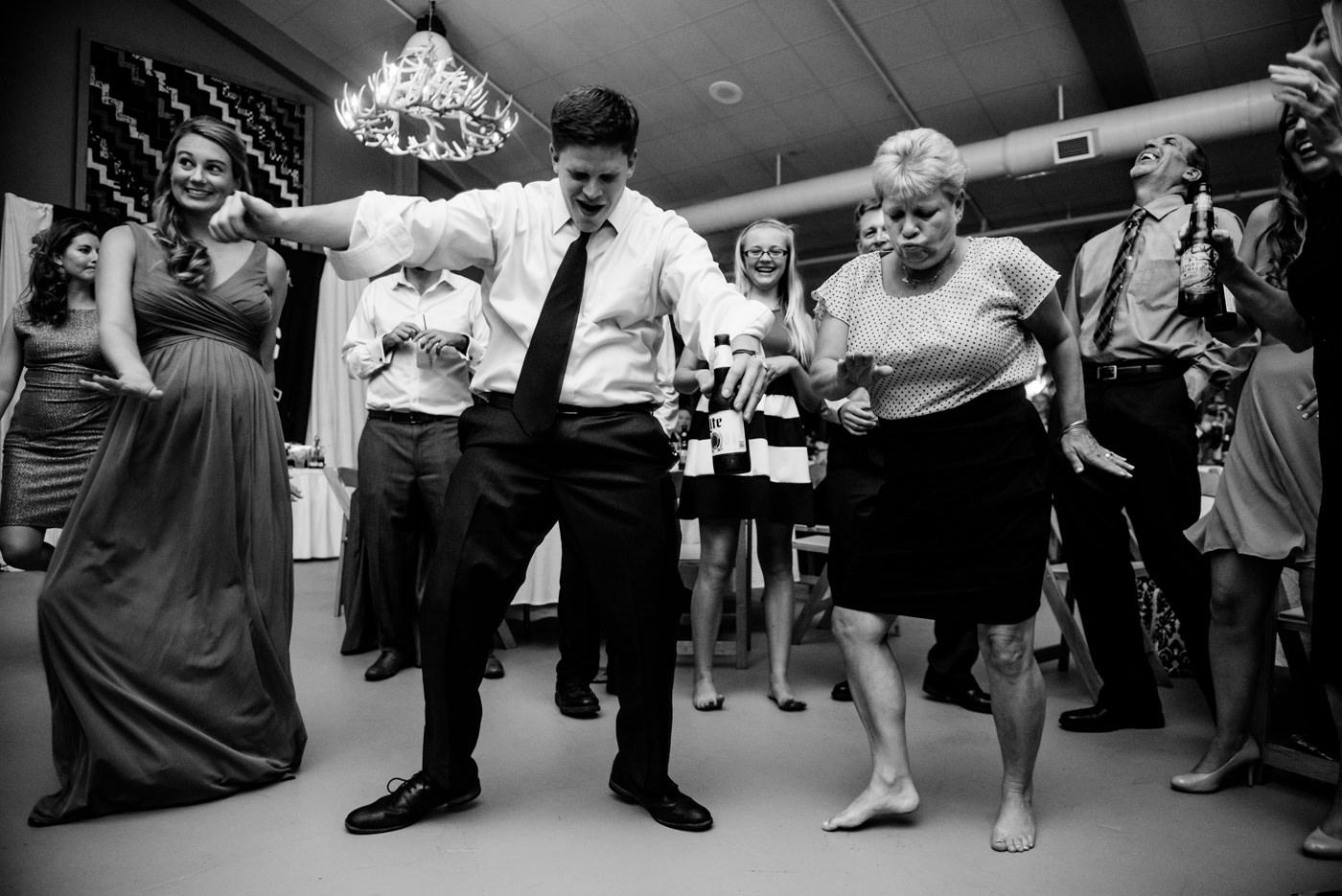 canaan valley resort wedding reception