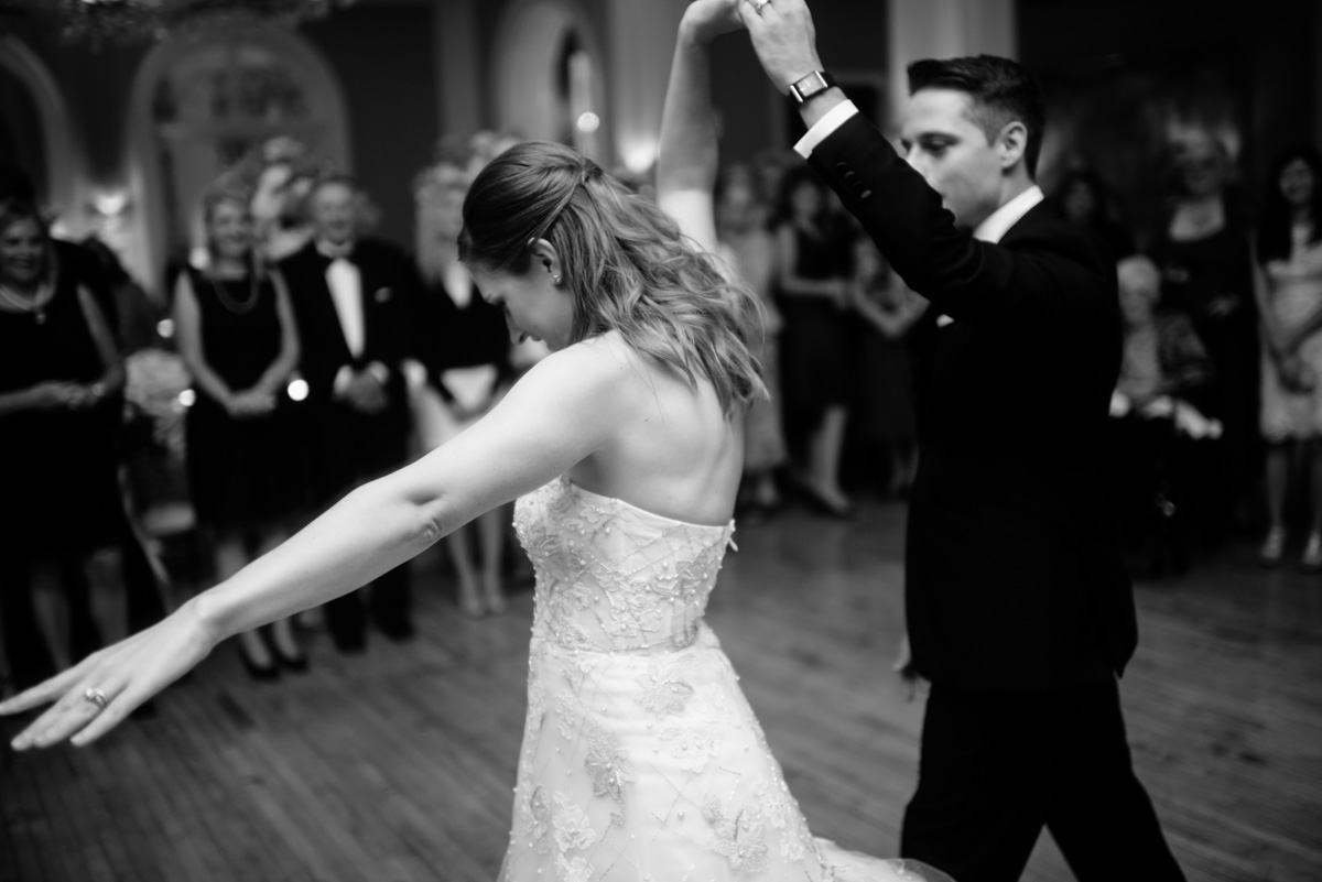 greenbrier resort wedding reception first dance