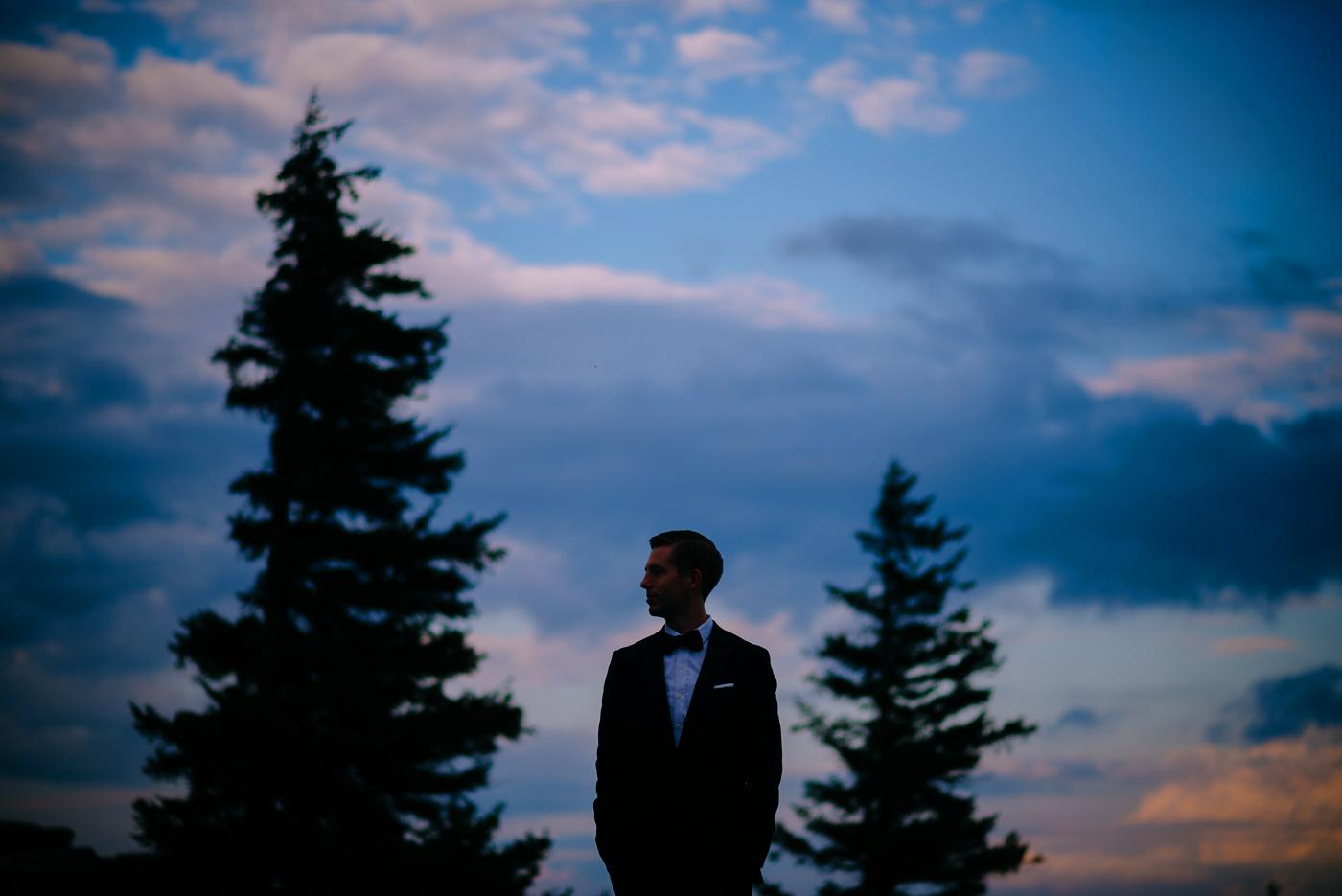 groom silhouette dolly sods west virginia