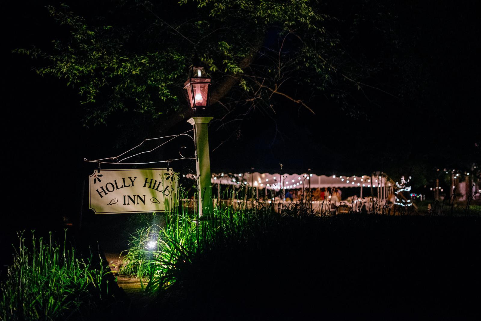 holly hill inn wedding reception lexington ky