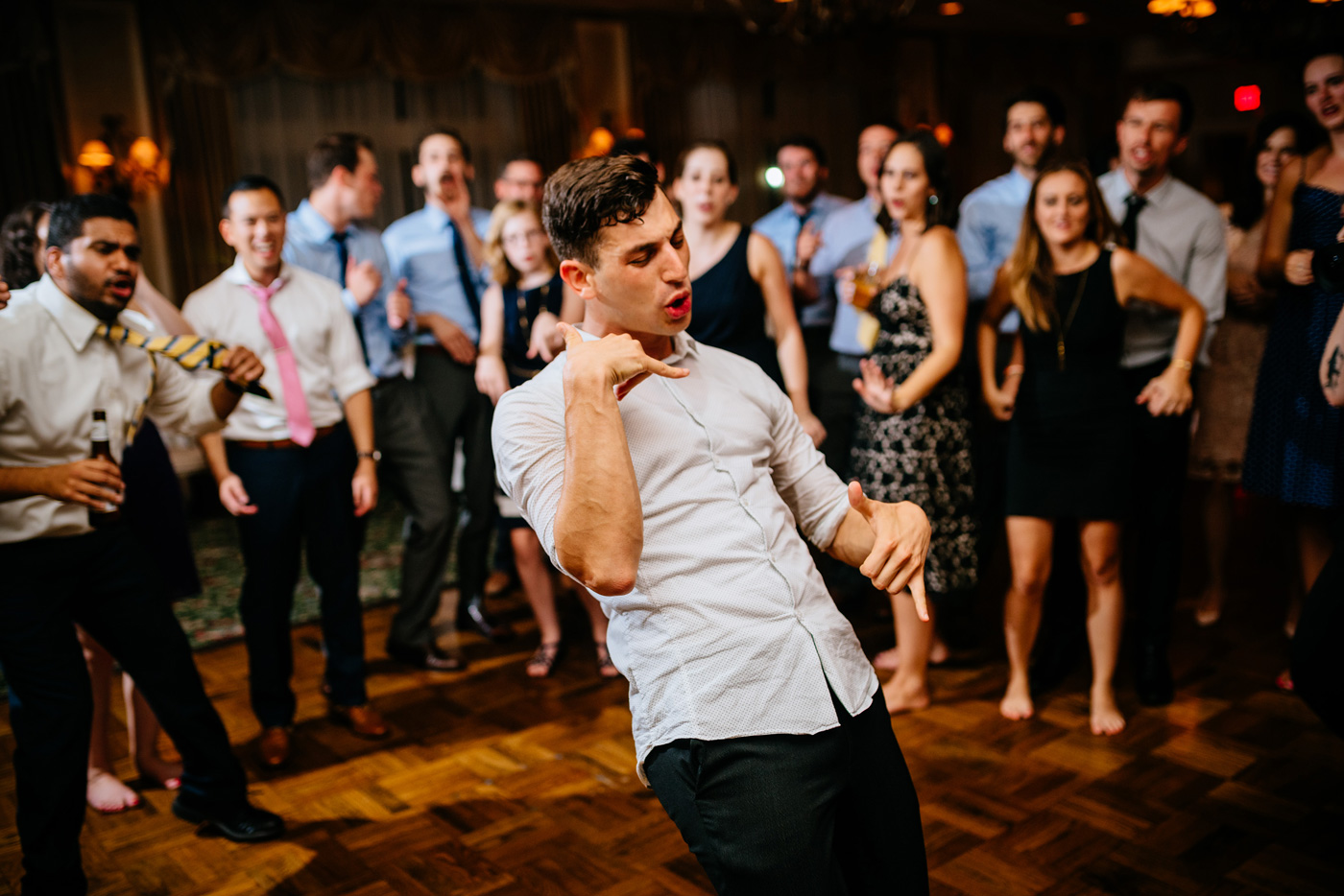 st clair country club wedding reception call me maybe
