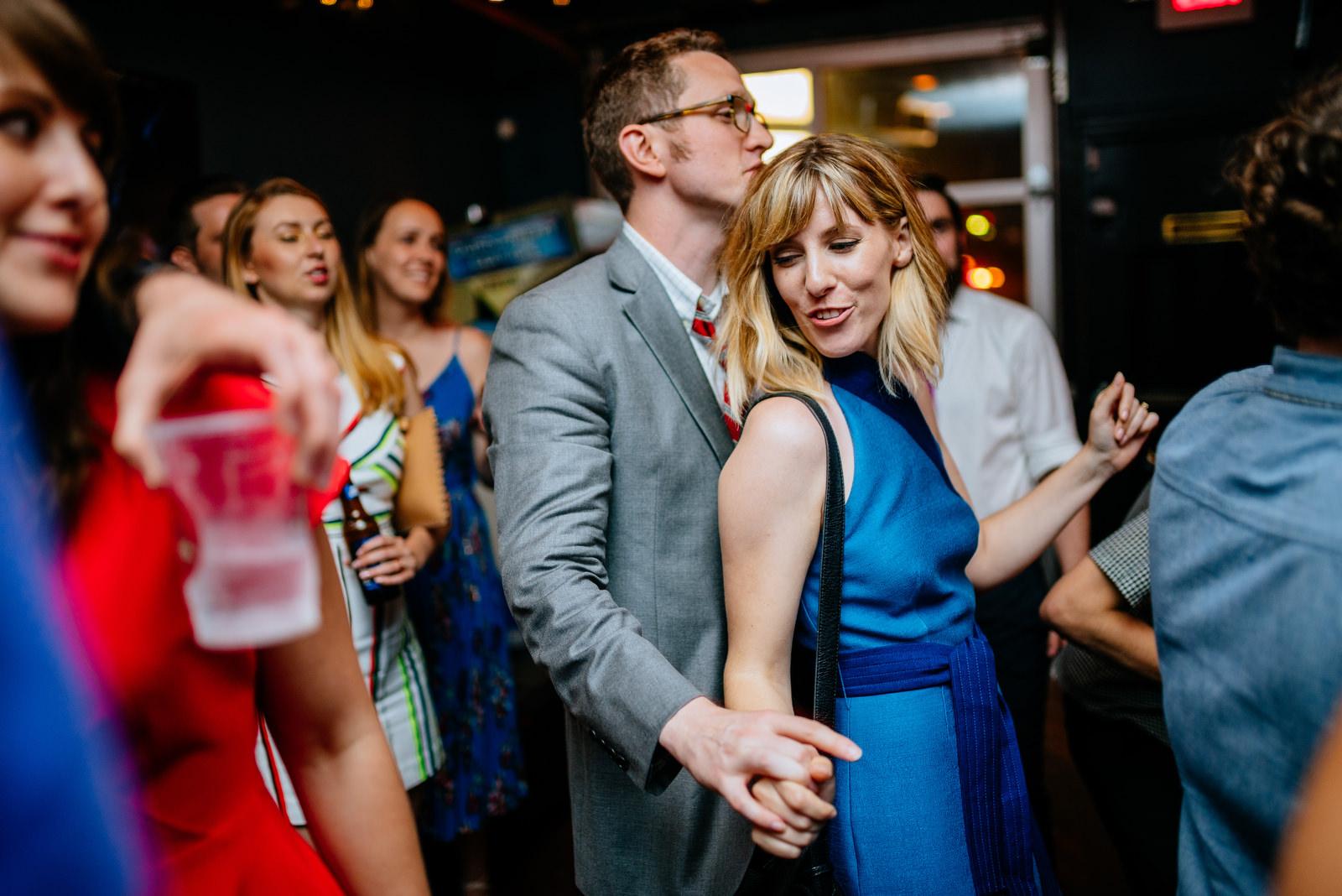 afterparty guests dancing best friends bar lexington ky